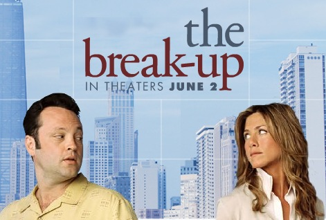 CCB 2.0 老喬流水帳: YES song in The Break-Up movie